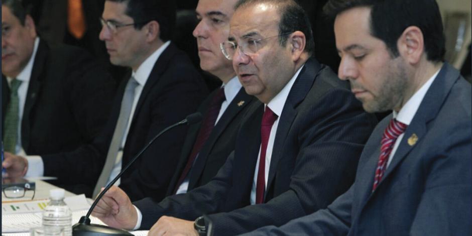 """""""Reformas rompen inercias y atavismos"""", afirma Segob"""