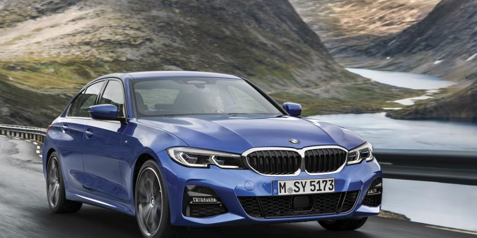 BMW Serie 3, el más emblemático se renueva en diseño