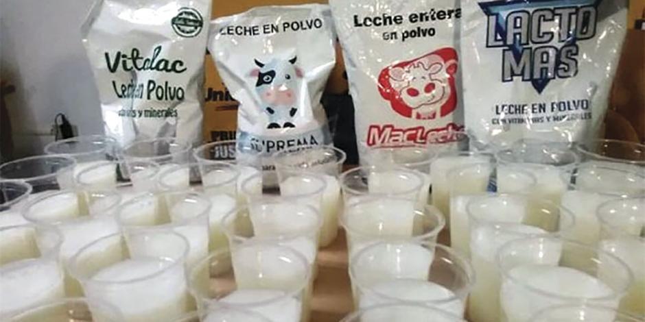 Cae red que lucra con comida en Venezuela