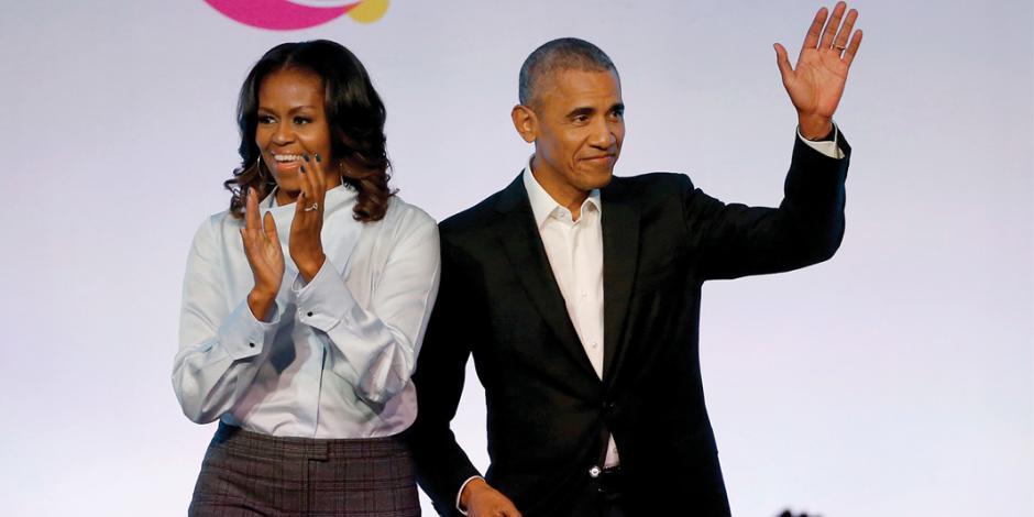 Obama negocia con Netflix para producir un programa