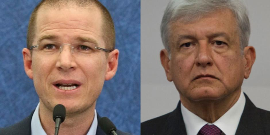 Difieren AMLO y Anaya sobre juicio a EPN