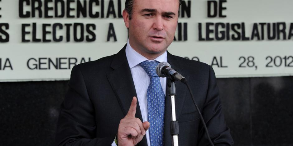 La PGR me exoneró de acusaciones, responde Villareal