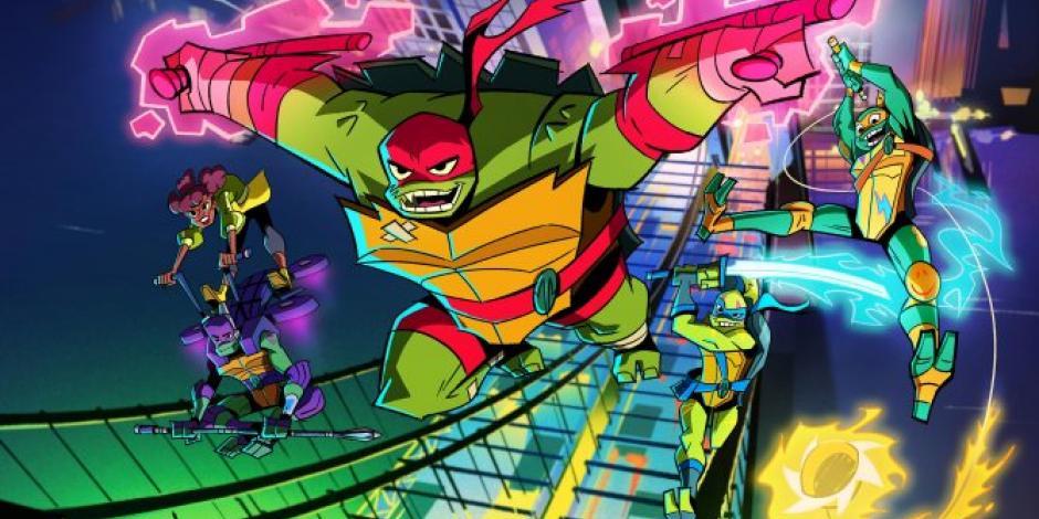 FOTOS: Conoce a las nuevas Tortugas Ninja