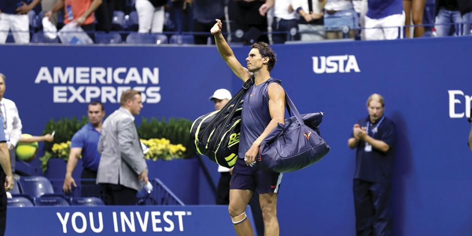 Nadal se pierde dos torneos por lesión