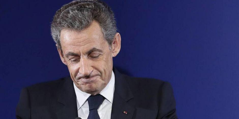 Detienen al expresidente Sarkozy por financiación ilícita de su campaña