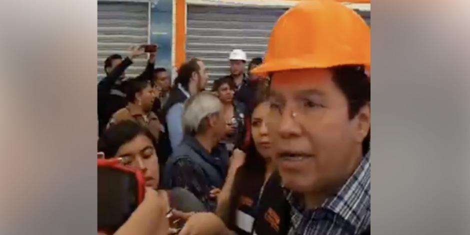 Reabren parcialmente el mercado Hidalgo tras incendio