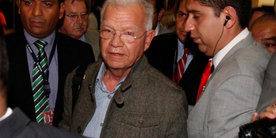 Dan más de 10 años de prisión a Andrés Granier por peculado