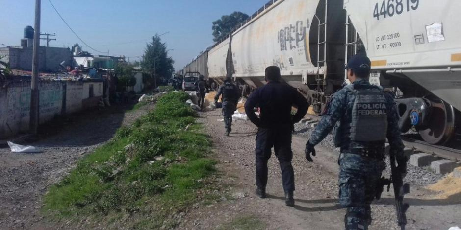 Reducen en 97% el robo a trenes en Guanajuato