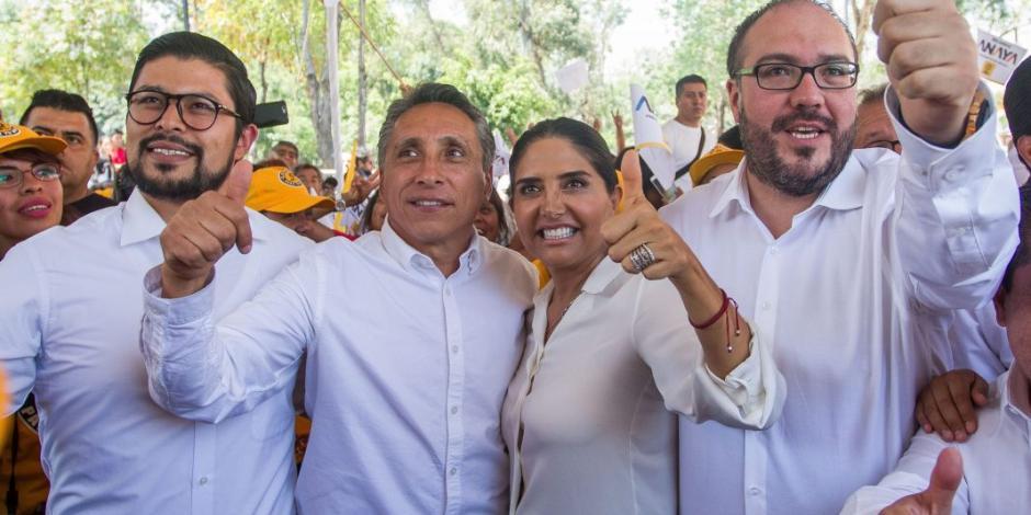 AMLO y Sheinbaum, detrás de nulidad de elección en Coyoacán: Negrete