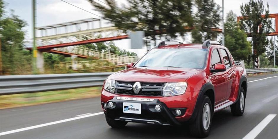 Renault Duster, un auto con potencia, seguridad y confort