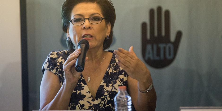 Wallace desmiente a AMLO: Salgado no está exonerada