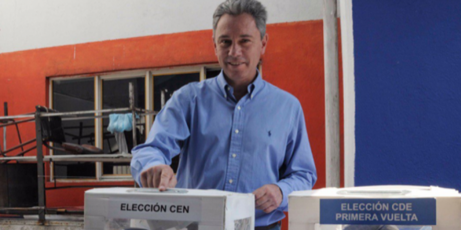 Fue una elección sucia, asegura Gómez Morin