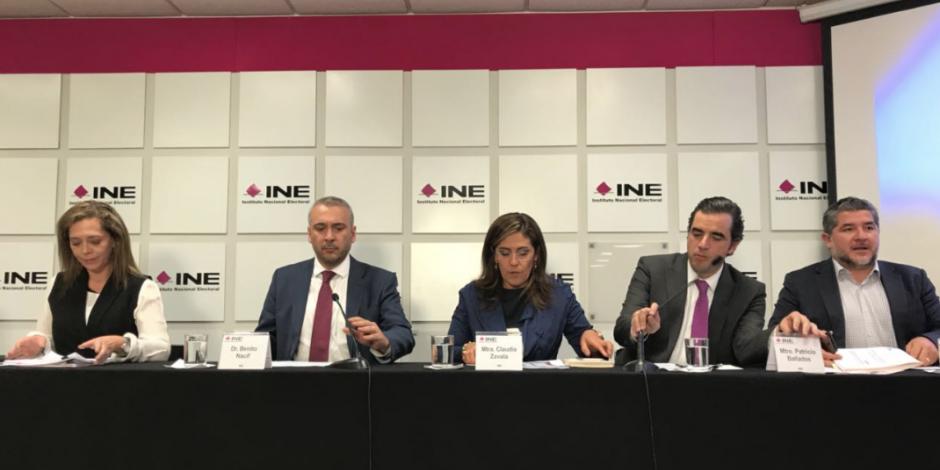 El Bronco y Ríos Piter incumplen con firmas: INE
