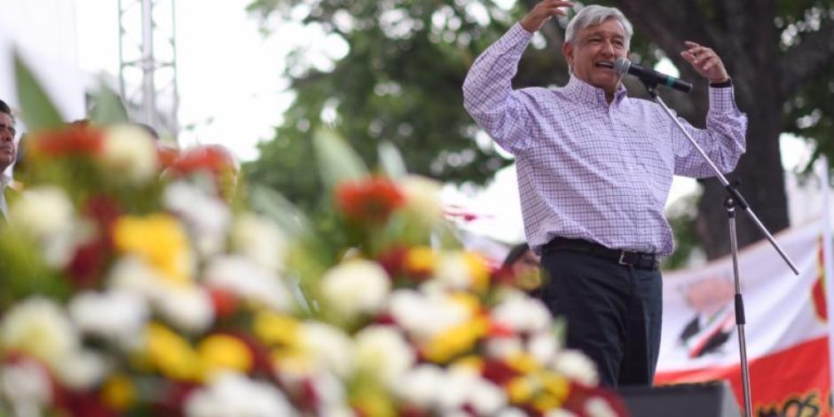 México no será candil de la calle y oscuridad en política exterior: AMLO
