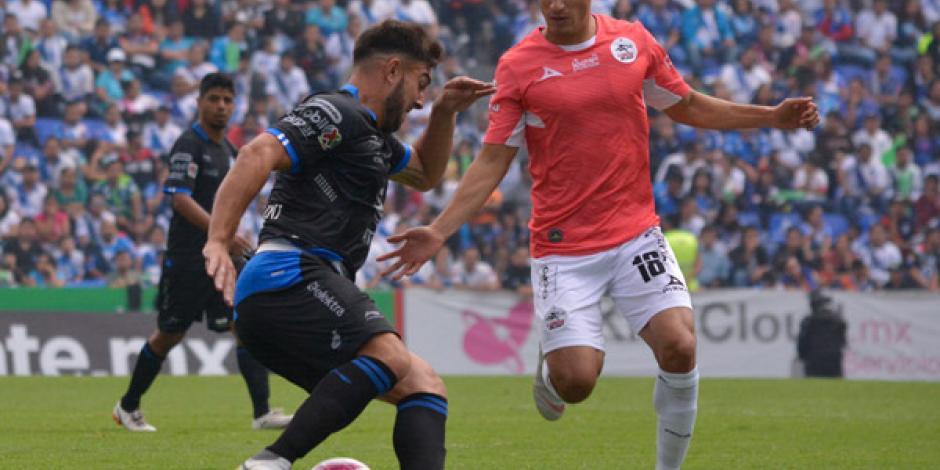 VIDEO: Puebla y Lobos empatan 2-2 en Clásico Poblano