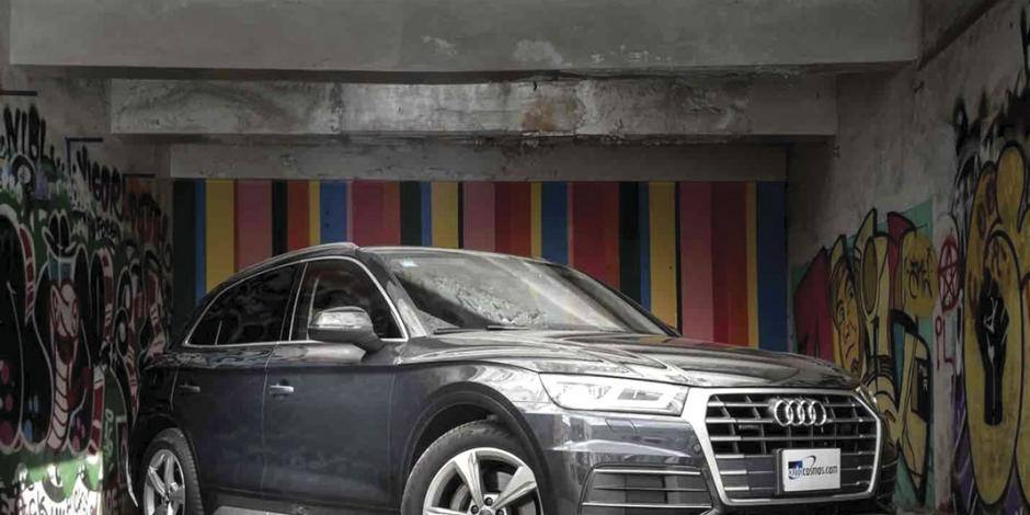 Audi Q5 Security 2018, toda una SUV antibalas