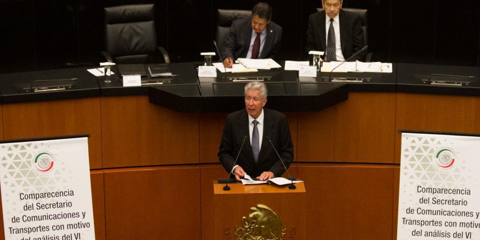 Investigación de Paso Exprés, caso cerrado para la SCT: Ruiz Esparza