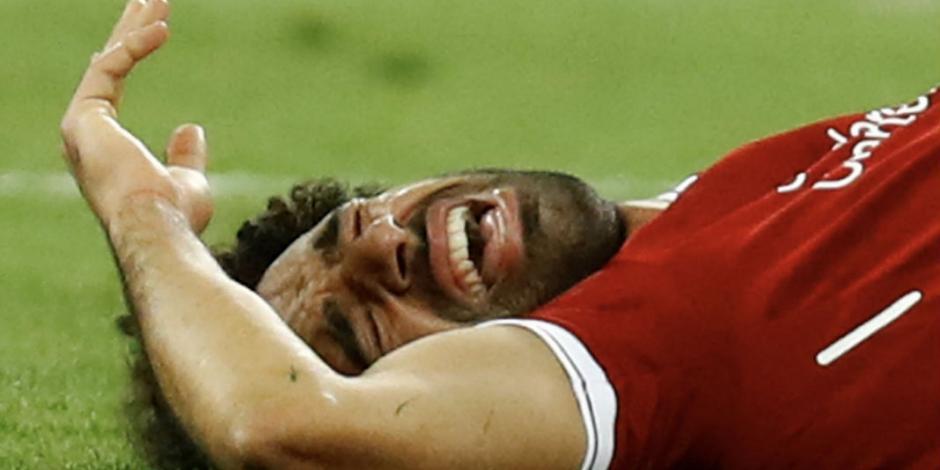 Lesión de Salah es grave, dice Liverpool; selección egipcia lo contradice