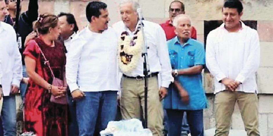 Morena postula a 2 de CNTE acusados de lavado, robo…