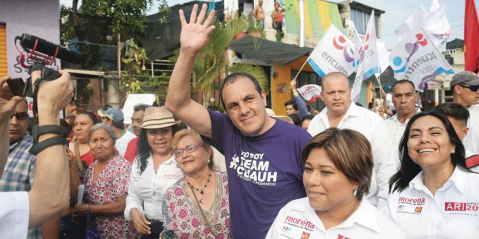 TEPJF avala candidatura de Cuauhtémoc Blanco