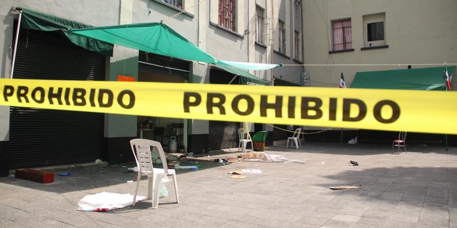 Suman seis muertos por ataque armado en Garibaldi