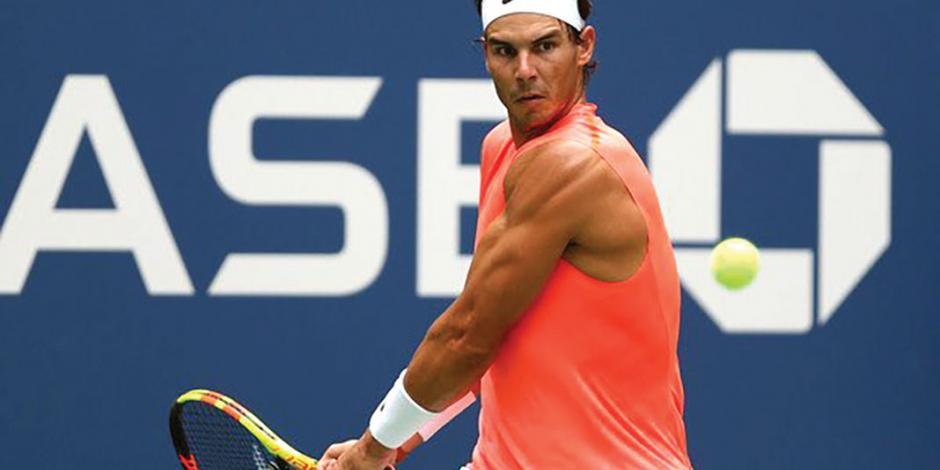 Nadal sigue vivo en US Open; va a cuartos de final