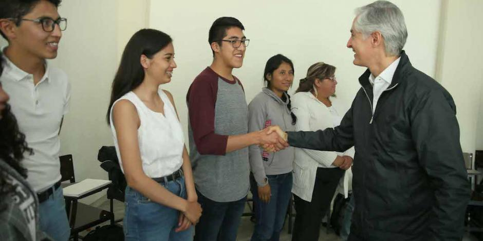 Educación dual abre más oportunidades de desarrollo y empleo: Del Mazo