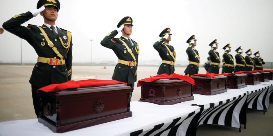 Seúl se acerca a China, rival de la Guerra Fría