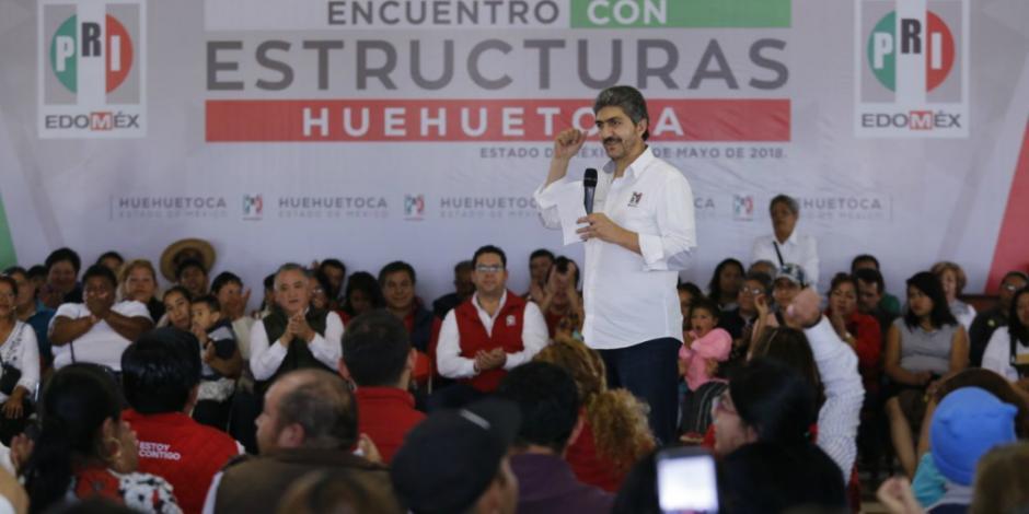 Meade será un presidente que consolide las instituciones, asegura Nemer