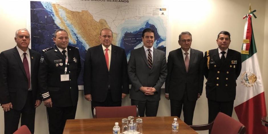 Asiste delegación mexicana a cumbre norteamericana de respuesta humanitaria