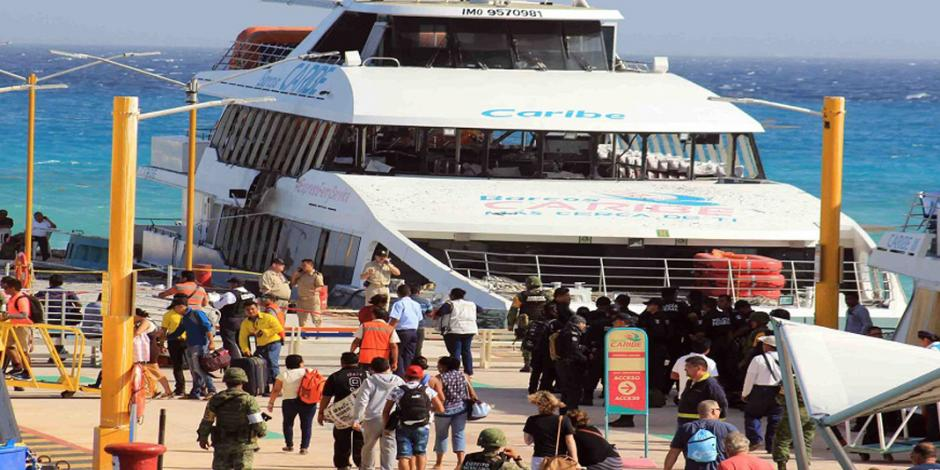 Mantiene EU alerta de viaje a Playa del Carmen