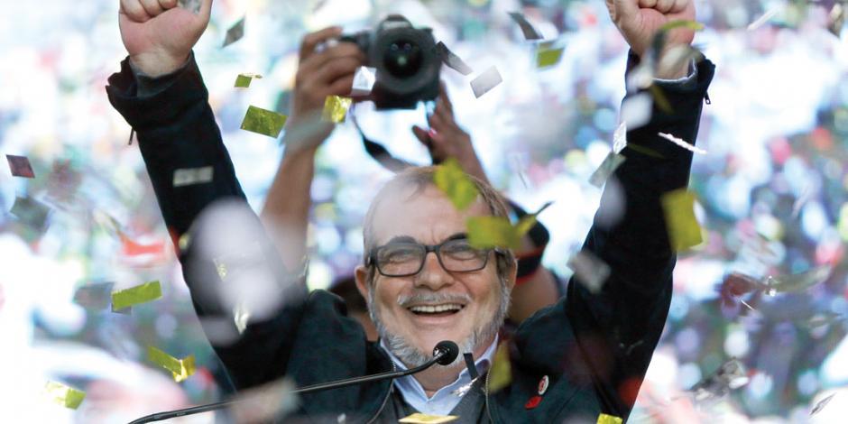 FARC se baja de las presidenciales; va por sus escaños en el Congreso