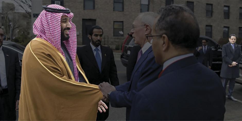 Ligan al príncipe saudí con crimen de reportero