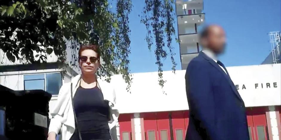 Karime Macías vive con 1.6 mdp al mes en Londres