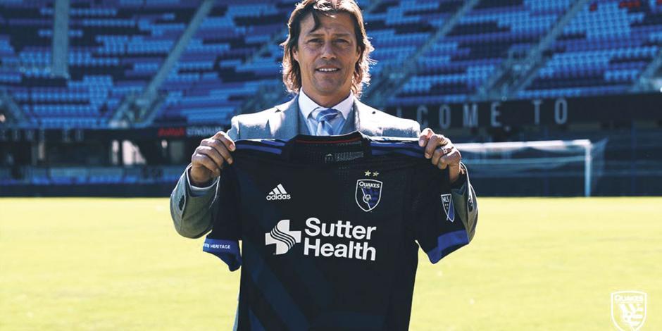Tri es pasado, Matías Almeyda llega a la MLS
