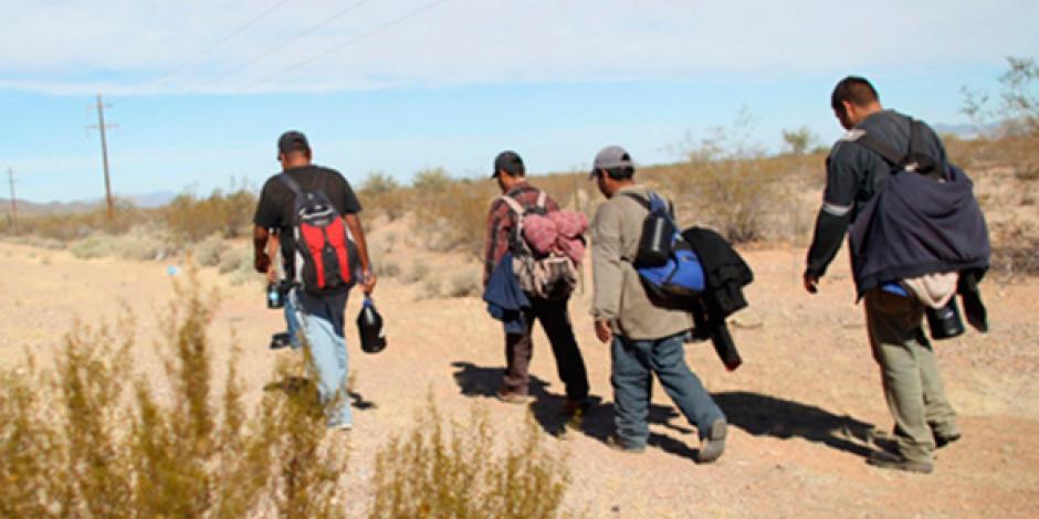 Rescatan a 22 migrantes en Reynosa