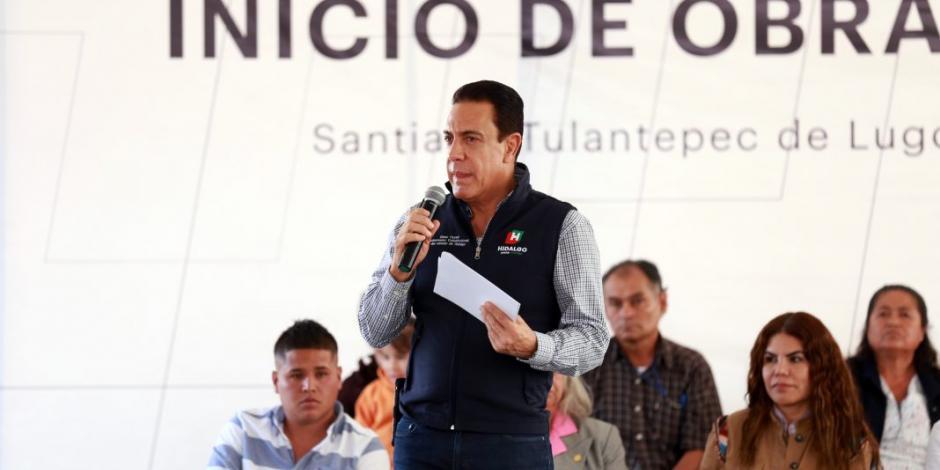 Obras de Santiago Tulantepec fueron gestionadas desde hace 20 años