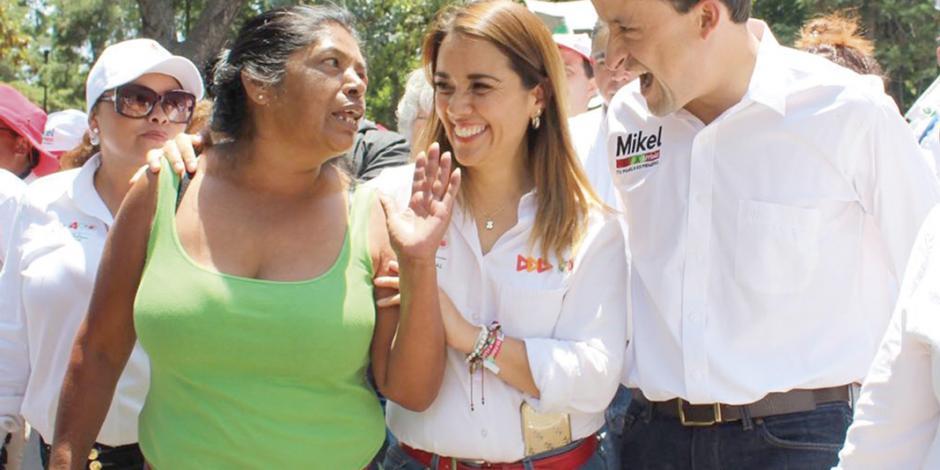 Pide Mikel a dirigentes del Frente pensar en el voto útil