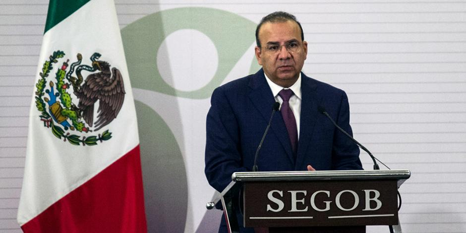 Segob reconoce éxodo desde Centroamérica
