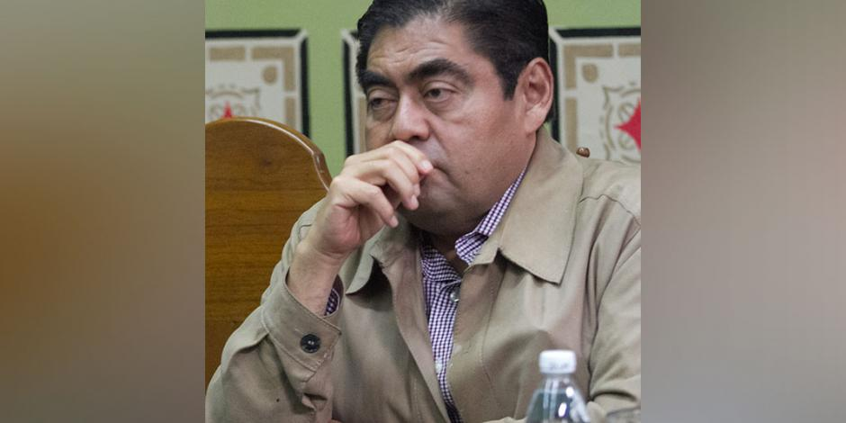 Elección en Puebla ya se cayó, dice Barbosa
