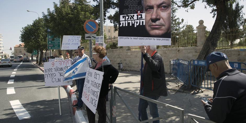 Pesquisa anticorrupción toca núcleo de Netanyahu