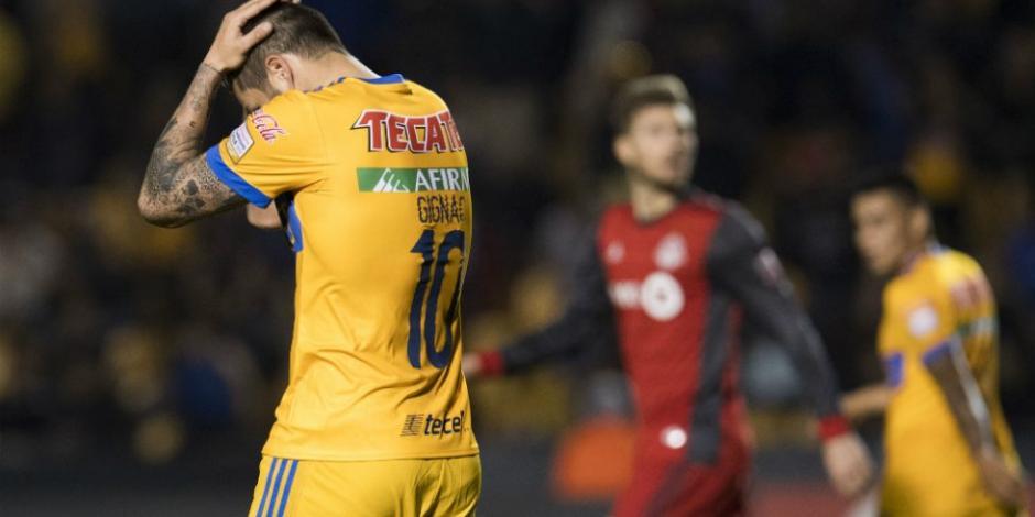 Toronto elimina a Tigres de la Concachampions
