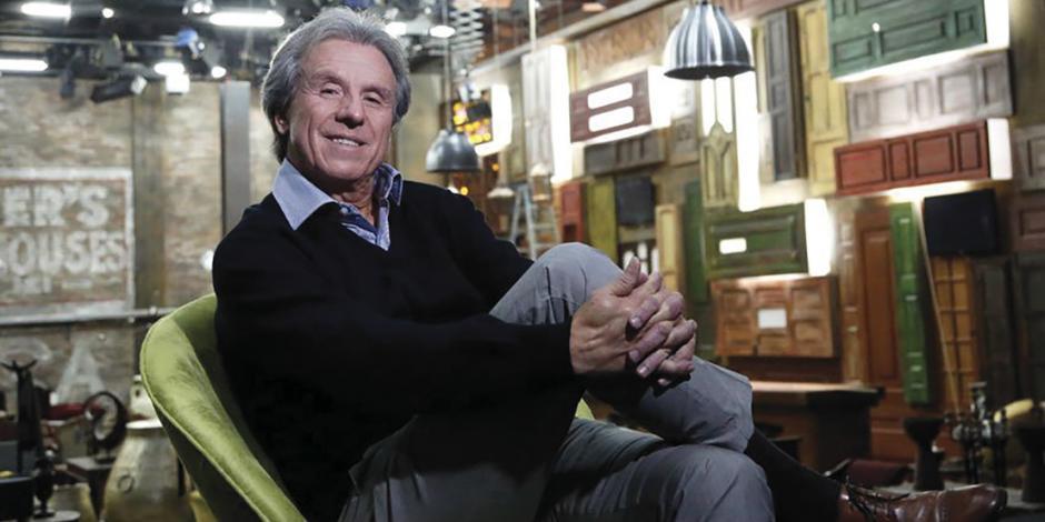 Colaborador de premios Nobel llega a Televisa