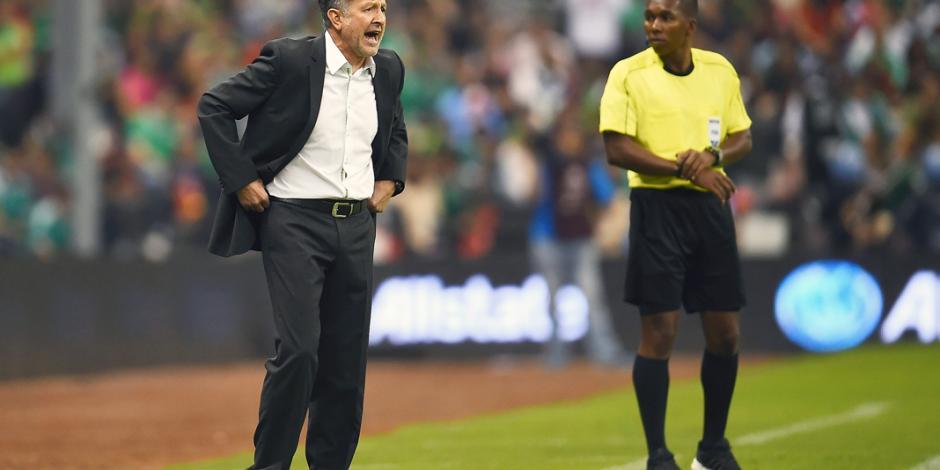 Osorio, entre los timoneles mejor pagados en el Mundial de 2018