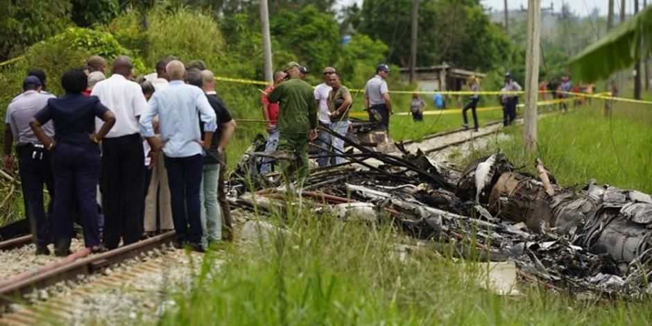 Anuncian nueva auditoría a operadora de avión desplomado
