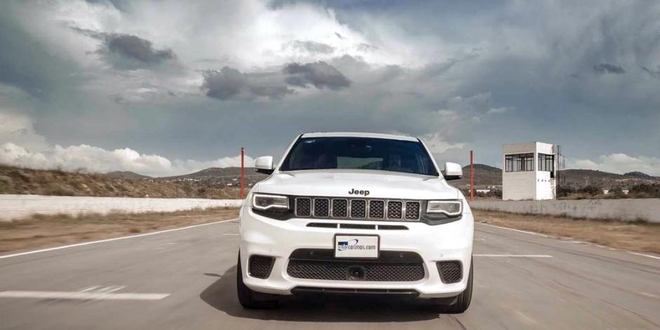 Jeep crea una bella bestia para satisfacer a los exigentes