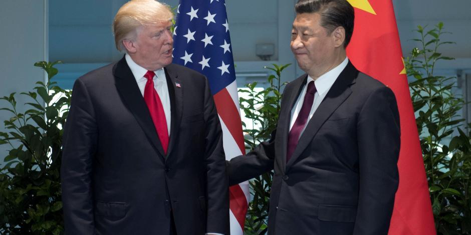 Reconoce Trump a Xi en negociación con Norcorea