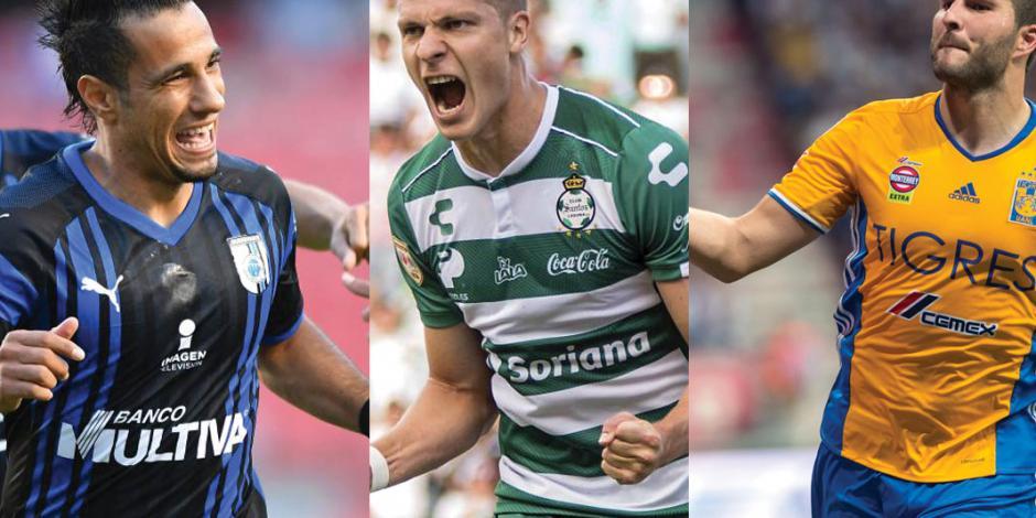 Extranjeros se adueñan del goleo en la Liga MX