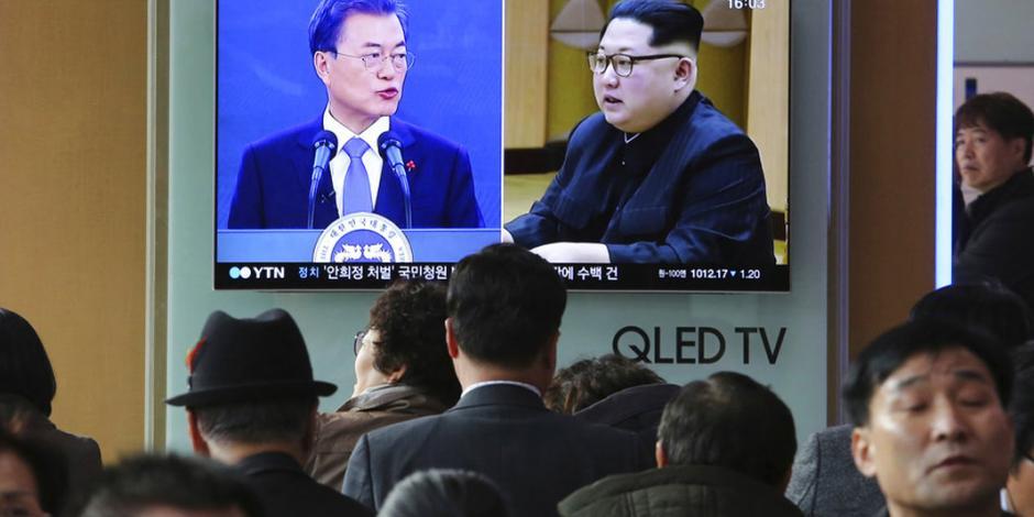Anuncian reunión entre las dos Coreas para aliviar tensiones nucleares