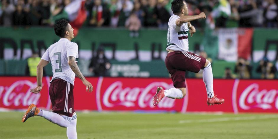 Con más dudas que aciertos, México vence 3-0 a Islandia